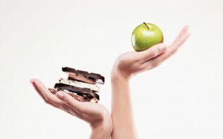 Калькулятор калорий в еде
