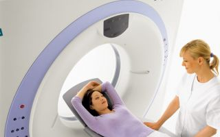 Компьютерная томография желчного пузыря