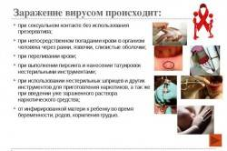 Заражение вирусом гепатита