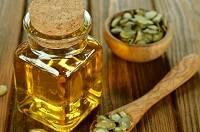 Тыквенные семечки и оливковое масло