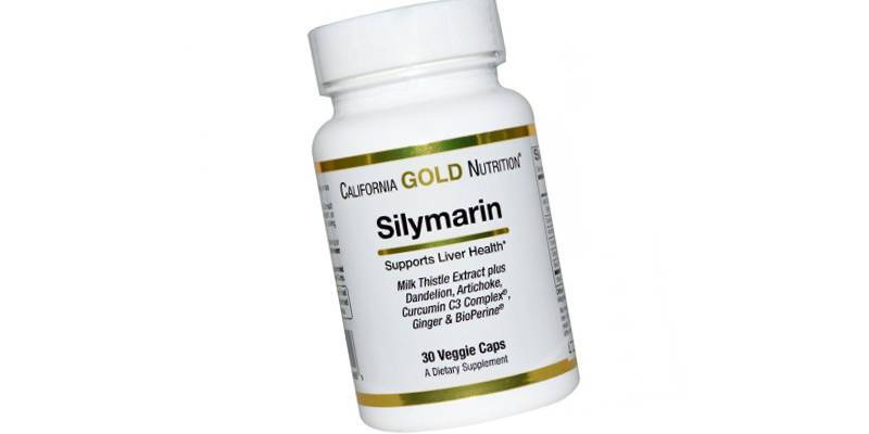 Силимарин