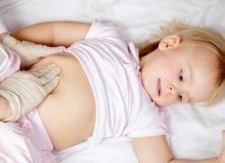 увеличена печень у ребенка