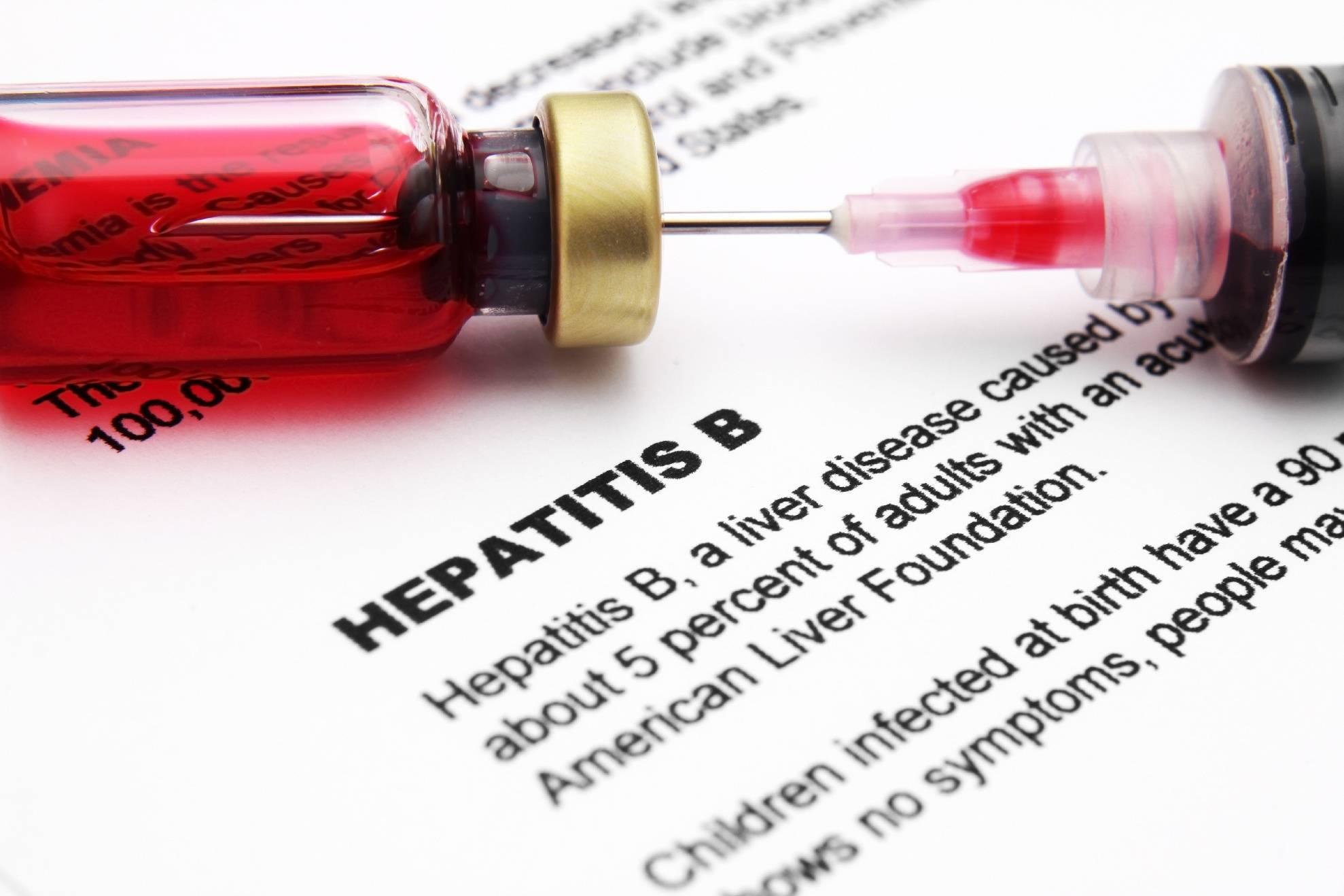Способ передачи гепатита с и а
