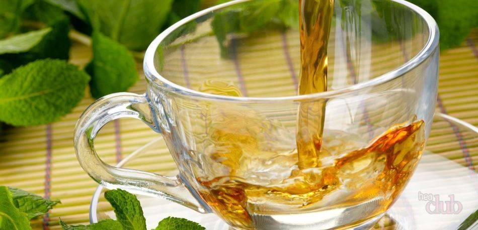 Чай из расторопши