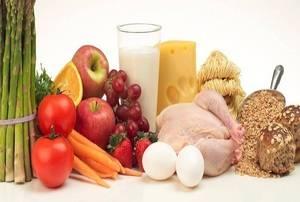 Перечень и описание продуктов диетического меню при болезнях желчного пузыря и печени