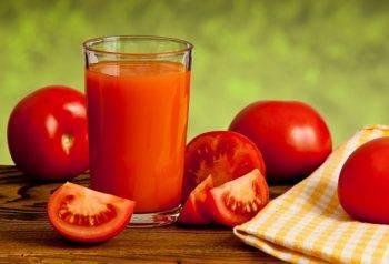 Сок томатный при циррозе