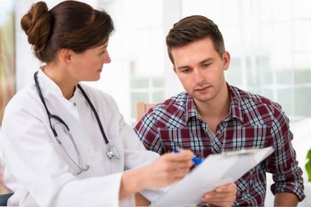 врач назначает диету при кисте печени