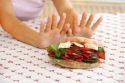 Отказ от жирной пищи перед сдачей анализов