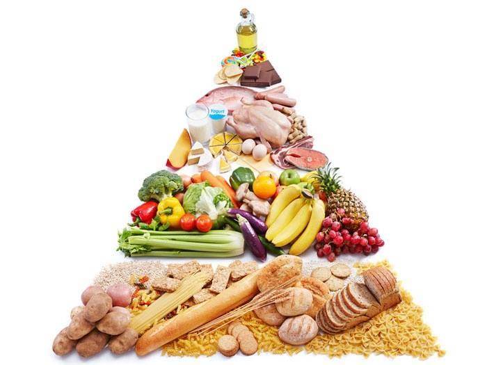 Принципы правильного питания при гепатите