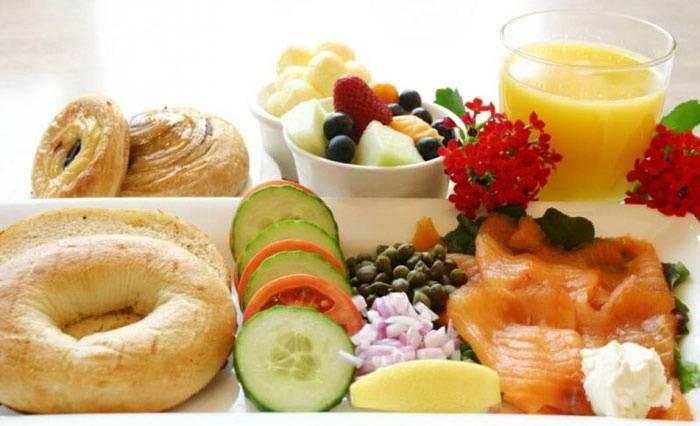 Гепатит: меню диеты на неделю