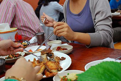 Щадящая диета при синдроме Жильбера
