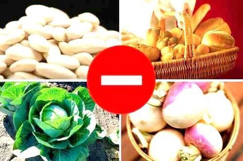 Подготовка к УЗИ печени - запрещенные продукты