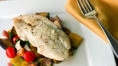 Нежирная рыба полезна для печени