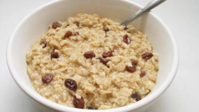 Геркулесовая каша - здоровый завтрак
