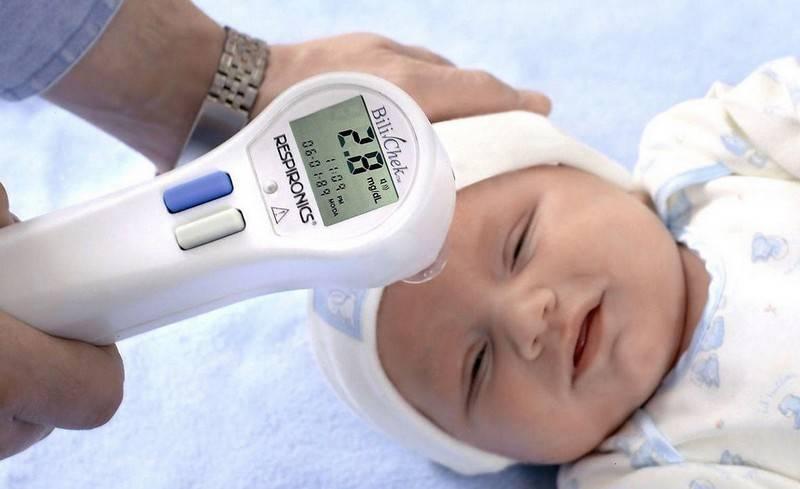 гепатит у новорожденных