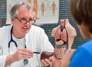 Описание противопоказаний для лечения гепатита С