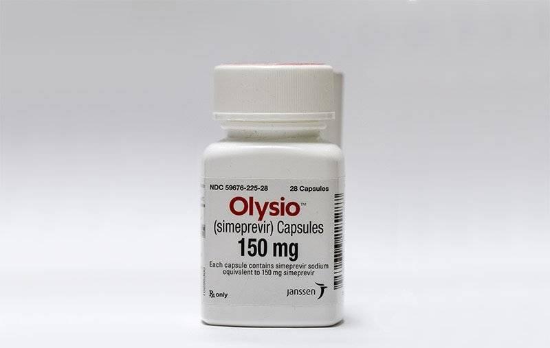 упаковка олизио