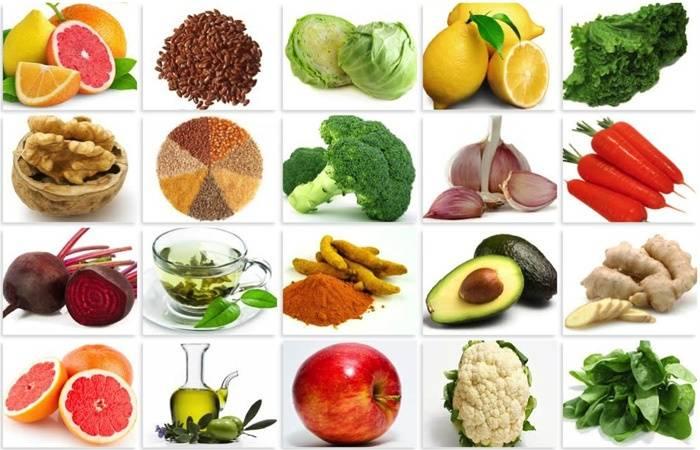 Диетические продукты при гепатомегалии