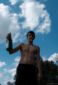 начало алкоголизма