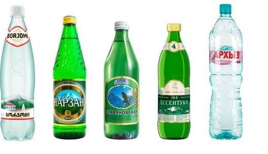 Лучшая российская вода