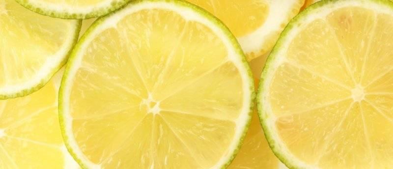 Очищение соком лимона