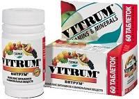 """Витамины """"Витрум"""""""