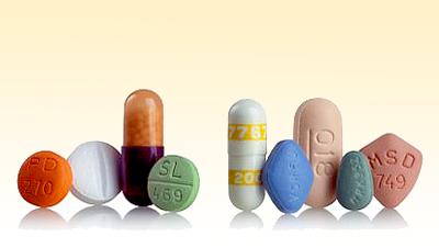 Медикаменты при лечении кисты