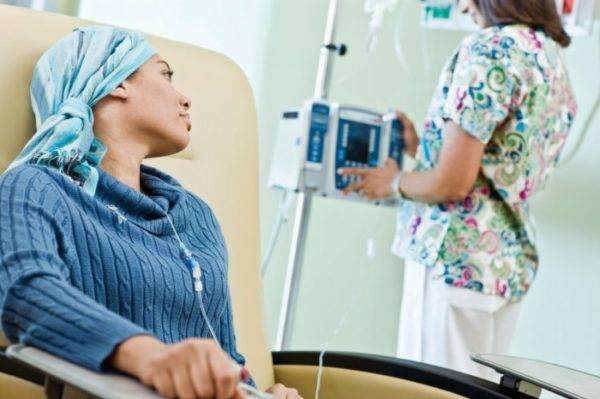 После химиотерапии