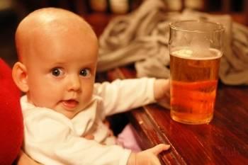 Безалкогольное пиво: польза и вред для детей