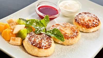 Сырники - бальзам на больную печень