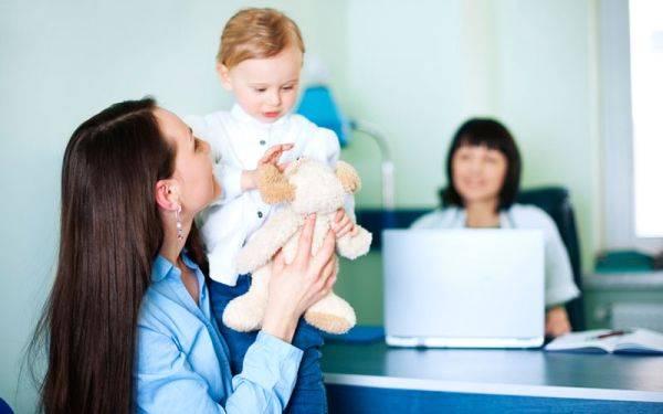 Новорожденный ребенок прививка от гепатита