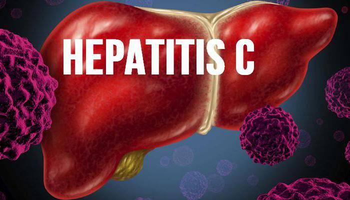какими препаратами лечат гепатит с