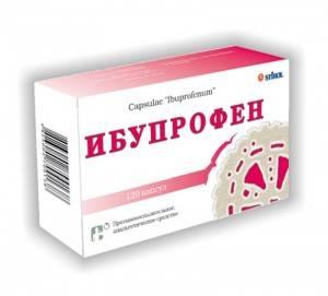 Обезболивающие и противовоспалительные лекарства