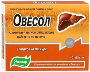 Особенности использования Овесола для очистки печени