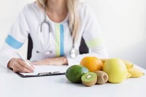 Причины для назначения диеты № 5