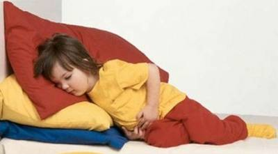 Ребенок при аппендицте