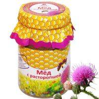 мед расторопша