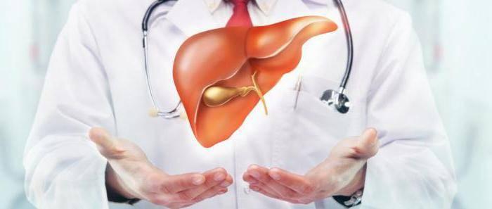 токсическое поражение печени с фиброзом и циррозом