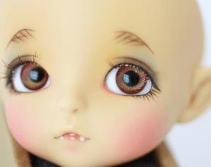 печальные глазёнки